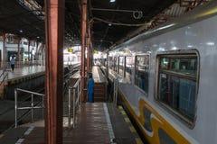 Train Station Semarang. Java Indonesia Stock Images