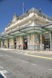 Train station, SNCF, Nice, France Royalty Free Stock Photography