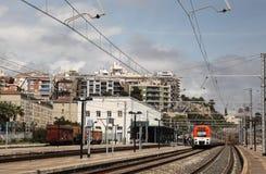 Train station of Tarragona, Spain Royalty Free Stock Photo