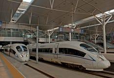 Train station, Tianjin, China Stock Image