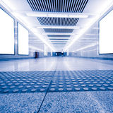 Train station Underpass Royalty Free Stock Images