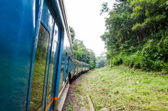 Train in Thailand. Stock Photography