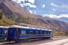 Train to Machu Picchu Stock Photos