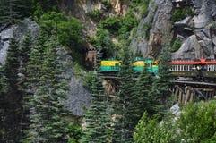 Free Train To Whitehorse Stock Images - 59802434