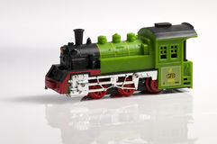 Train Toy. Colorful Train Toy on white background Stock Image