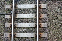 Train track Royalty Free Stock Image