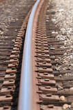 Train Track Royalty Free Stock Images