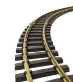 Train track Stock Photography
