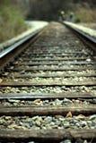 Train Tracks Stock Photo