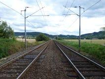 Free Train Tracks Stock Photography - 84175282