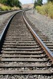 Train tracks. Near Martinez, CA Stock Photos