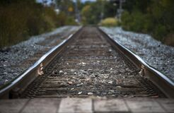 Train Trail Royalty Free Stock Photography