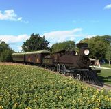 A train royalty free stock photos