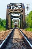 Train transportation Stock Images
