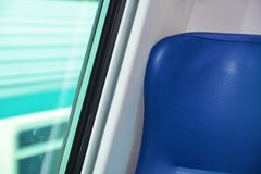 By train. Stock Photography
