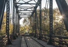 Train Tressel Image libre de droits
