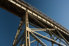 Train Trestle Stock Image