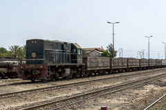 Train Tunisia Royalty Free Stock Images