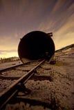 Train tunnel Royalty Free Stock Photos