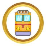 Train vector icon Stock Image