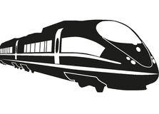 Train vector illustration Stock Photos