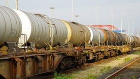 Train waggon Stock Photography