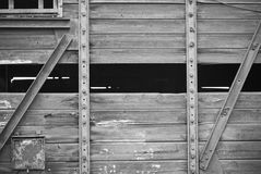 Train wagon Royalty Free Stock Image