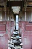 Train wagon Royalty Free Stock Photo