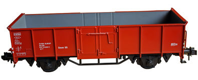 Train wagon Stock Image