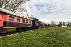 Train Wagon Stock Photo