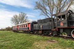 Train Wagon Stock Image