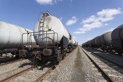 Train wagons Royalty Free Stock Photography