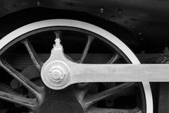 Train Wheel Royalty Free Stock Photo