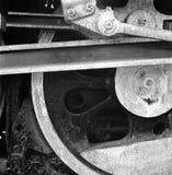 Train wheel. Japan misawa aomori Stock Photography