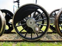 Train wheel Royalty Free Stock Photos