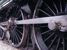 Train Wheels Stock Photos