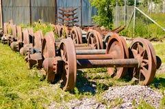Free Train Wheels Stock Photo - 57174330
