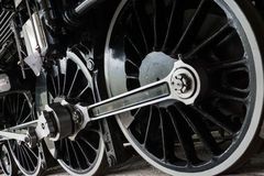 Train Wheels Royalty Free Stock Image
