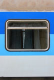 Train window Stock Image