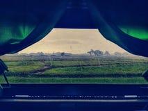 Train Window stock photos