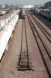 Train yard Stock Photo