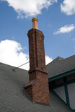 Train Yard Chimney Stock Images