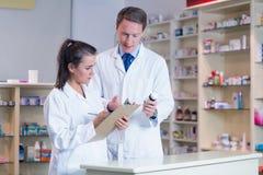 more similar stock images of pharmacist trainee in drugstore - Pharmacist Trainee