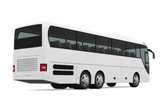 Trainer Bus Isolated lizenzfreie abbildung