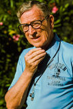 Trainer John Wooden