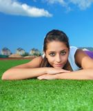 After training Royalty Free Stock Images