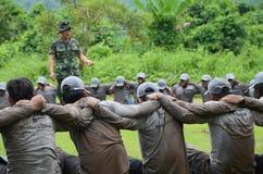 队Training_02 免版税库存图片