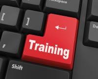 Training Stockfotografie