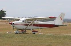 Training airplane Stock Photos
