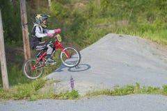 Training bmx, image 8 Royalty Free Stock Images